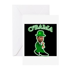O'Bama Greeting Cards (Pk of 20)