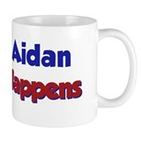 Aidan Happens Small Mug