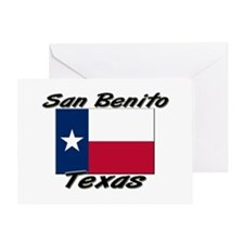San Benito Texas Greeting Card