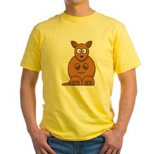 Cartoon Kangaroo T
