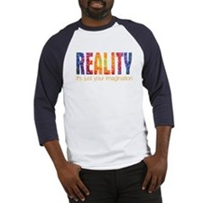 Reality Imagination Baseball Jersey