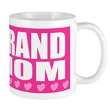 #1 Grand Mom Small Mugs