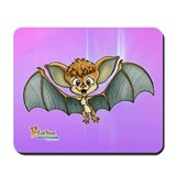 Baby Bat Mousepad