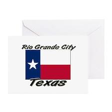 Rio Grande City Texas Greeting Cards (Pk of 10)