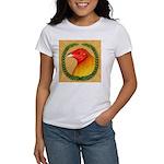 Wreath Gamecock Women's T-Shirt