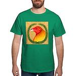 Wreath Gamecock Dark T-Shirt