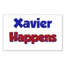 2Xavier1 Rectangle Decal