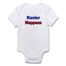 2Xavier1 Infant Bodysuit