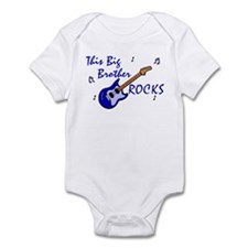 This Big Brother Rocks Infant Bodysuit