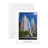 Water Tower Greeting Cards (Pk of 20)