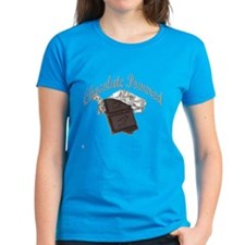 Chocolate Powered Tee