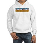 The West Wasn't Won Hooded Sweatshirt