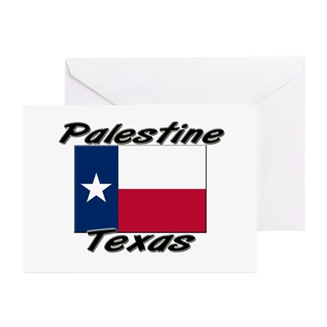 Palestine Texas Greeting Cards (Pk of 20)