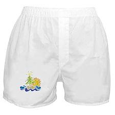 Island Holiday Boxer Shorts