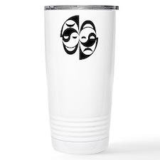 Unique Icons Travel Mug