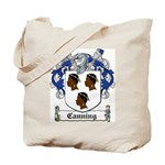 Canning Coat of Arms Tote Bag