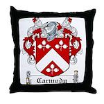 Carmody Coat of Arms Throw Pillow