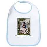 Robert Burns & Highland Mary Bib