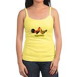 Leghorns Rooster & Hen Jr. Spaghetti Tank