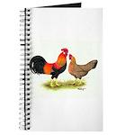 Leghorns Rooster & Hen Journal