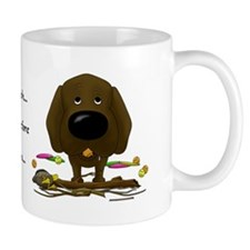 Chocolate Lab - I Fetch... Mug