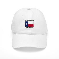 Lubbock Texas Baseball Cap