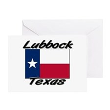 Lubbock Texas Greeting Card