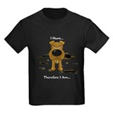 Irish Terrier - I Hunt... T