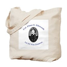 Elmer Ellsworth Tote Bag