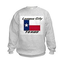 League City Texas Sweatshirt