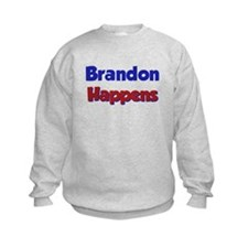 Brandon Happens Sweatshirt