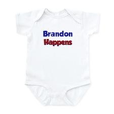 Brandon Happens Onesie