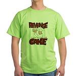 Revenge Cake Green T-Shirt