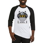 Coakley Coat of Arms Baseball Jersey