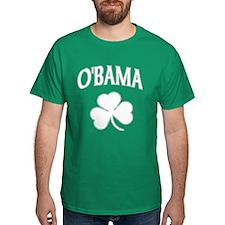 Irish Obama Dark T-Shirt