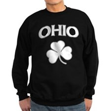 Ohio Irish Shamrock Sweatshirt
