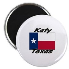 "Katy Texas 2.25"" Magnet (10 pack)"