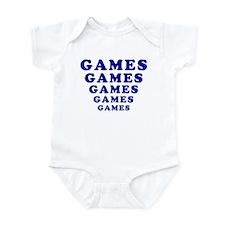 Adventureland Games Games Infant Bodysuit