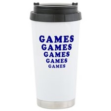 Adventureland Games Games Ceramic Travel Mug