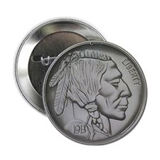 Indian Head Nickel<br> Button