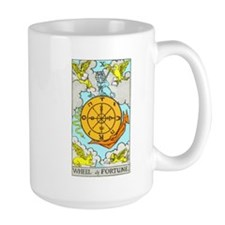 """The Wheel of Fortune"" Mug"