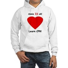 Jumper Hoody Learn CPR