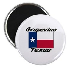 Grapevine Texas Magnet