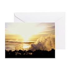 Simply Thunderous Greeting Card