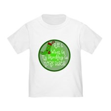 Stocking Discs Christmas T