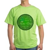 Christmas Tree Golf Discs T-Shirt
