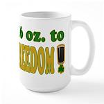 16 oz to Freedom Large Mug