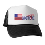 LAND OF SPENDING SPREE Trucker Hat