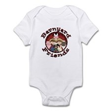 Barnyard Friends Infant Bodysuit