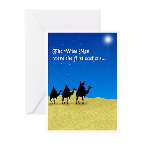 Geocaching Christmas Cards (Pk of 10)